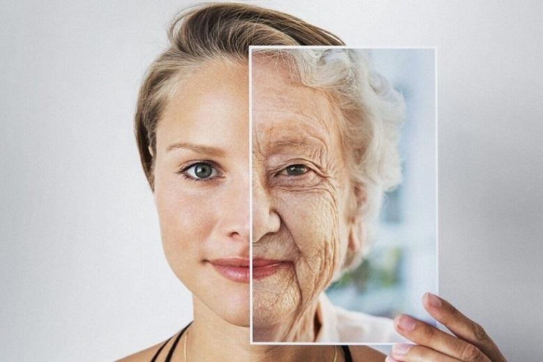 Як старіє шкіра